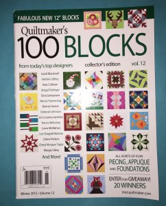 Quiltmaker's 100 BLOCKS Magagzine