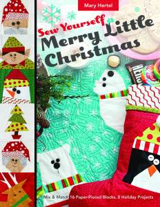 Sew Yourself A Merry Little Christmas Book for Sale