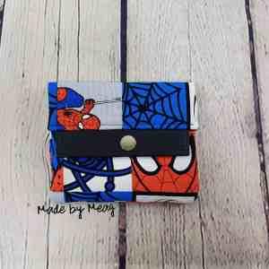 spider man wallet