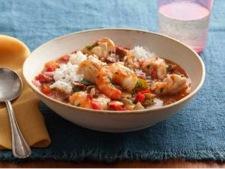 Spicy Cajun Seafood Stew