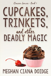 Cupcakes _2nd book cover