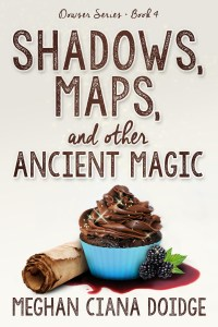 Shadows (etc) ebook cover