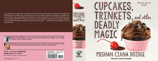 Cupcakes audiobook cover