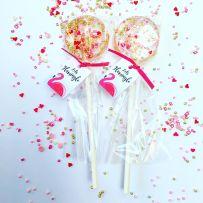 Handmade lollipops