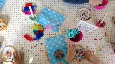 Catch the sun or chase your dreams with this fun and creative party.