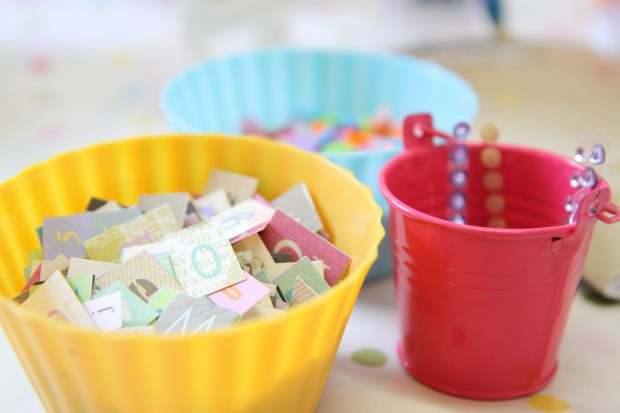 What to put in a craft box for children