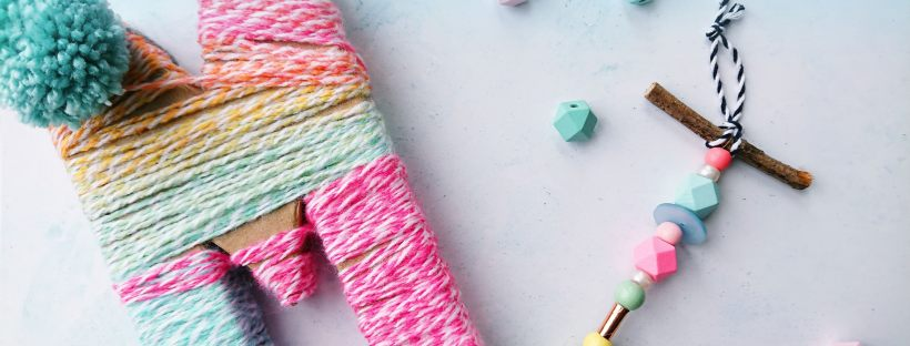 children's craft activities in Poole, Bournemouth and Dorset