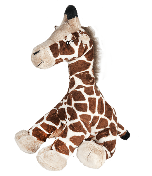 Giraffe teddy making kit