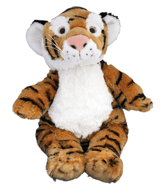tiger teddy making kit