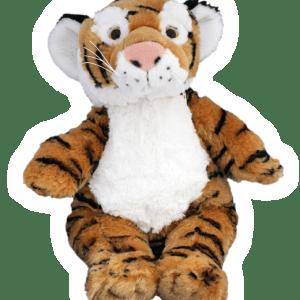 tiger teddy making kit