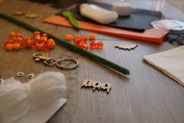 craft supplies for halloween