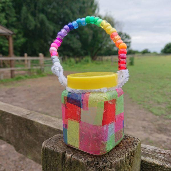 lantern making craft kit