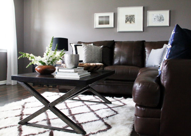 Beautiful Abbyson Living In Living Room Contemporary With