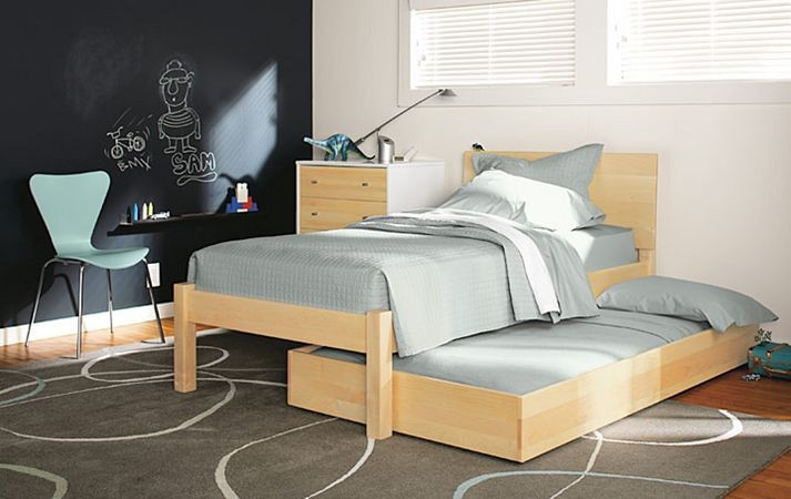 Sumptuous Trundle Beds In Spaces Traditional With Daybed