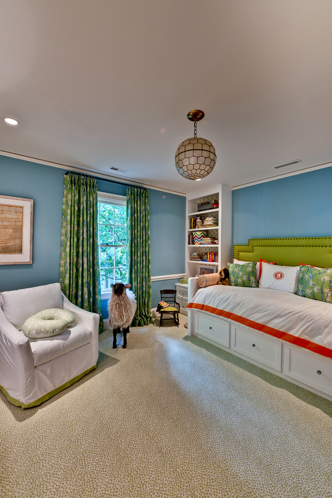 Baroque daybed trundle in Kids Eclectic with Paint Kids Bedroom  next to Trundle Daybeds For Adults  alongside Trundle Bed  and Green Bedroom
