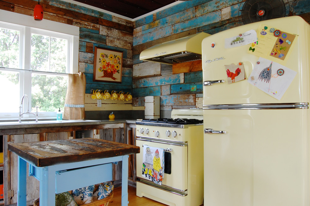 Baroque kidkraft retro kitchen in Kitchen Shabby chic with Lighting Over Kitchen Sink  next to Warm Living Room Paint Colors  alongside Modern Farmhouse  and Pole Barn House