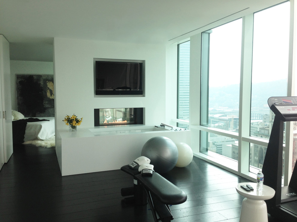 Paint color ideas for home gym mountainstyle