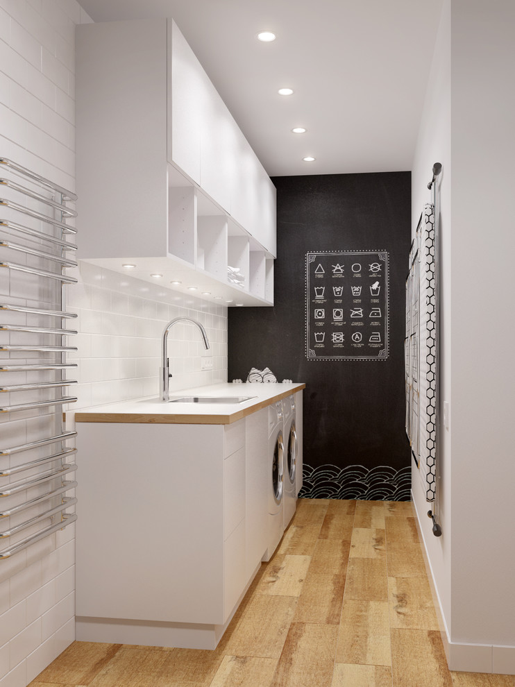 Laundry Room 8 Ideas To Conceal An Ironing Board Tip Junkie