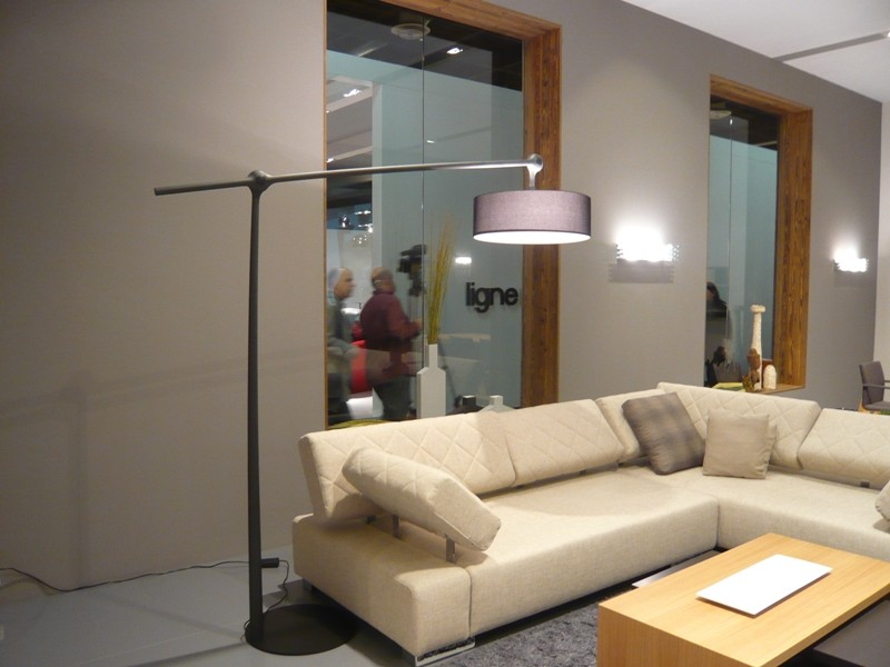Cool Arc Floor L&s In Family Room Contemporary With Cantoni Sofa : cantoni sectional - Sectionals, Sofas & Couches