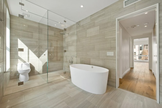 Bathroom Tiles Cover Beautify Old Tile Adhesive