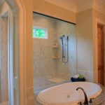 Innovative moen kingsley in Bathroom Traditional with Moen Eva Faucet Ideas next to Sterling Ensemble Tub Shower alongside Tub And Shower Together and Moen Boardwalk Bathroom Faucet