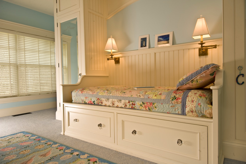 Pretty daybed trundle in Bedroom Traditional with Daybed Bedding  next to Trundle Bed  alongside Spare Room  and Trundle Daybeds For Adults