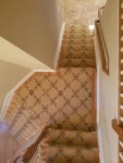 Patterned Carpet For Staircase Traditional with Hall Stair Runners New York Closet Designers and Professional Organizers