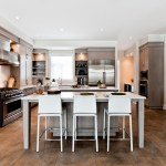 light maple kitchen traditional with luxe