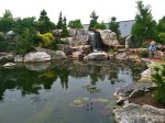 Ponds and Waterfalls with Outdoor Backyard Waterfall Garden Water Features