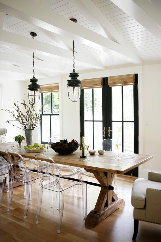 Seattle Contemporary Entryway Table Dining Room Farmhouse