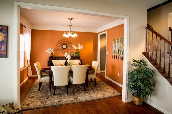 Ideas Family Room Color