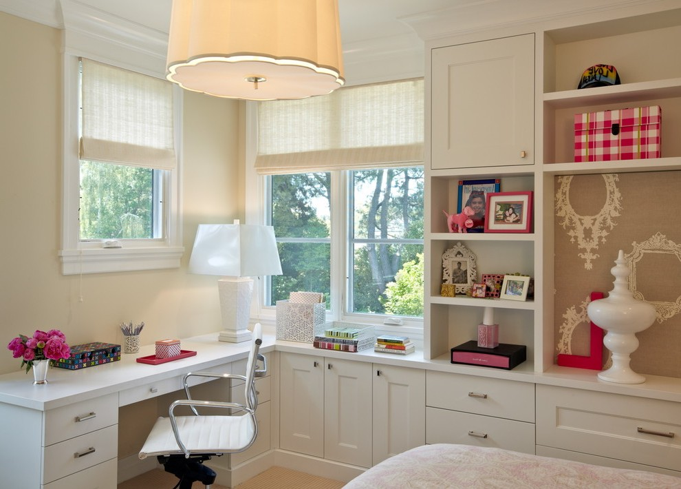san francisco audrey hepburn bedroom with chrome task chairs victorian and desk