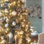san francisco pottery barn 12 days of christmas plates with contemporary baby mobiles spaces rustic and balsam hill bloggers tree decorating ideas