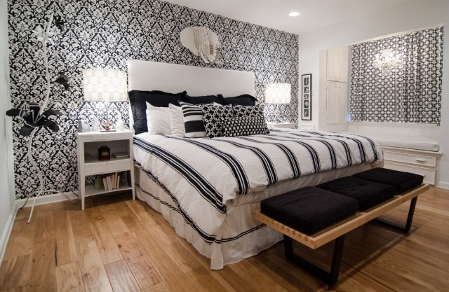 austin ikea hemnes night stand bedroom contemporary with ...