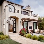 san diego wrought iron window grills with traditional landscaping stones and pavers exterior mediterranean indoor-outdoor living