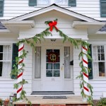 cleveland decorating with red couches traditional front doors entry and door wreath brick