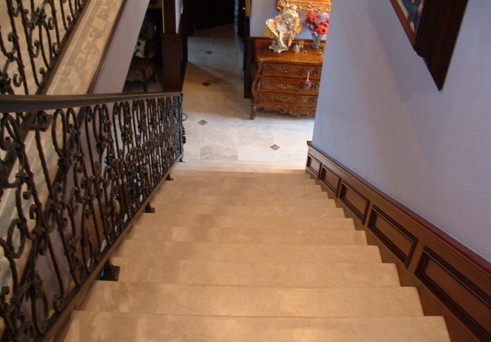 los angeles wrought iron stair with tufted hall and runners staircase victorian ballisters best leather couch