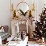 Sparkling Inexpensive Christmas Stockings Living Room Traditional interesting Ideas with Window Dealers and installers Treatment Professionals
