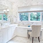 Boise white marble carrara Bathroom Transitional with kitchen and bathroom designers transitional vanity7 x 7 ideas