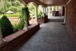 Splendid Stamped Concrete Patterns Patio Patio Traditional Designing Tips with Landscape Architects and Designers Outdoor Enclosure Professionals