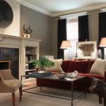 Chicago fireplace marble surround Living Room Transitional with window dealers and installers black leather sofa ideas