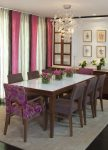 Brilliant Purple Dining Room Chairs Dining Room Contemporary interesting Ideas with interior Designers and Decorators Kitchen Bathroom Remodelers