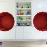 Marvelous cool kid room Kids London in by Roselind Wilson Design with Reading space and wooden floor