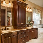 Built In Jewelry Cabinet Traditional Bathroom Renovation Design-build And His And Hers Custom Cabinets Custom Vanities Dallas Bathroom Decorative Accessories Design & Build Faux Finish Walls Frisco