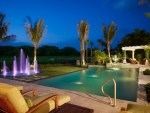 Extraordinary Tampa Bay Pools Pool Pool Tropical with Lounge Chair Lighting London Bay Homes Fountain Backyard View interior Design Stone Surround