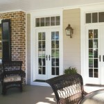 Good-looking Front Door Window Treatments Patio Traditional With White Frame French Doors And Exterior Window Trim Black Window Shutters Clad Windows Custom Doors Front Door Entry Exterior Window