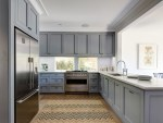 Amazing Ballard Chevron Rug Kitchen Transitional with Modern Renovation Contemporary Kitchen Natural Light Large Traditional Joinery Grey