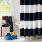Astonishing Black And Green Curtains Bathroom Contemporary With N And N