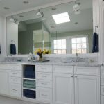 Splendid Green Bathroom Vanities Bathroom Traditional With Transitional Bathroom And White Cabinets
