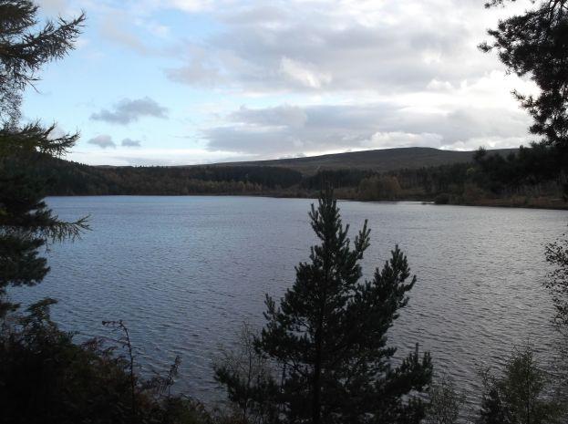 Langsett Reservoir.